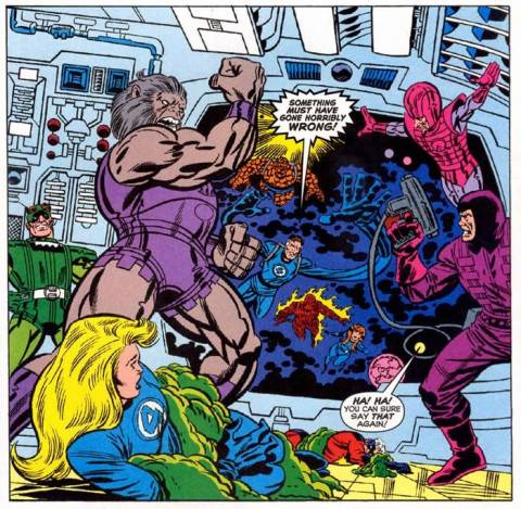 Fantastic Four: The World's Greatest Comic Magazine #9