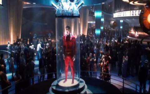 Torch in the Captain America Movie