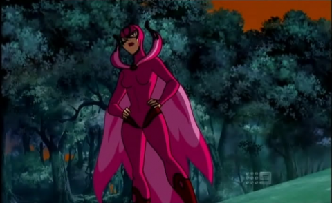 Black Orchid in The Brave and The Bold