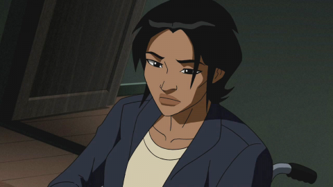 Paula in Young Justice