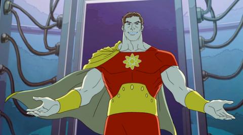 Hyperion in Avengers Assemble