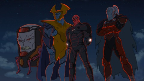 The Cabal in Avengers Assemble