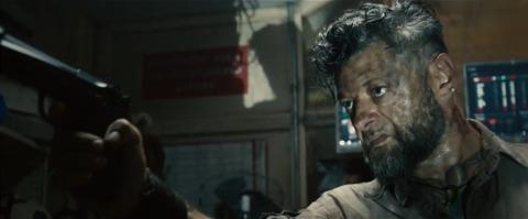 Andy Serkis as Klaue