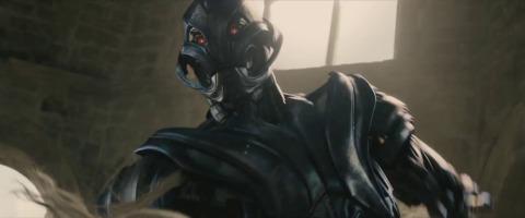 Ultron's final Vibranium form