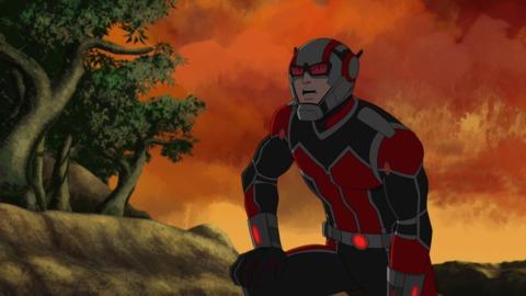 Ant-Man in Season 2