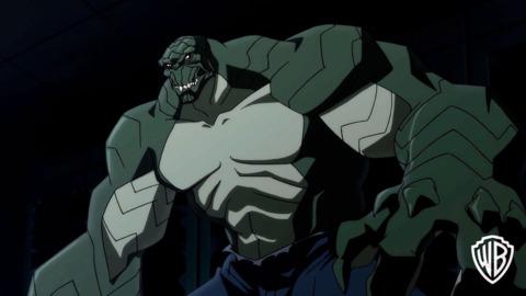 Killer Croc in Son of Batman