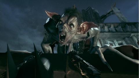 Man-Bat in Arkham Knight