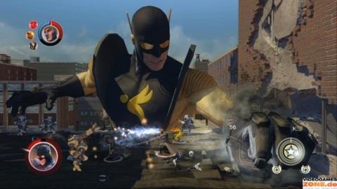 Yellowjacket in Ultimate Alliance 2