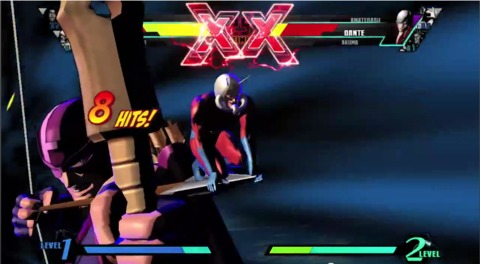 Ant-Man in MVC3