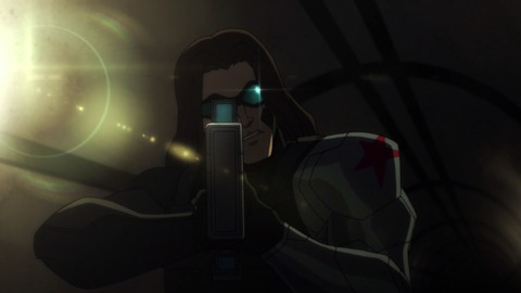 Winter Soldier in Avengers Assemble