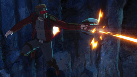GOTG: The Animated Series