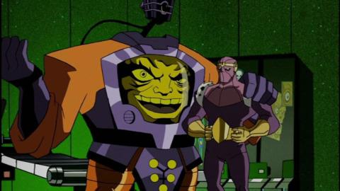 Zola in Avengers: Earth's Mightiest Heroes