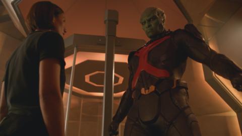 David Harewood as Martian Manhunter
