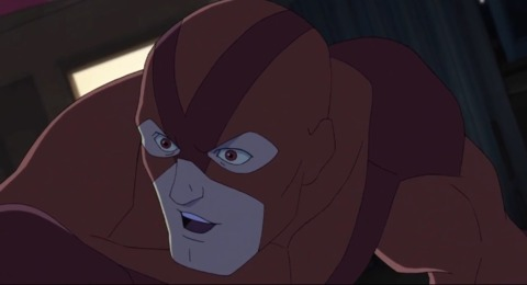 Goliath in the animated series