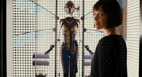 Evangeline Lilly as Hope