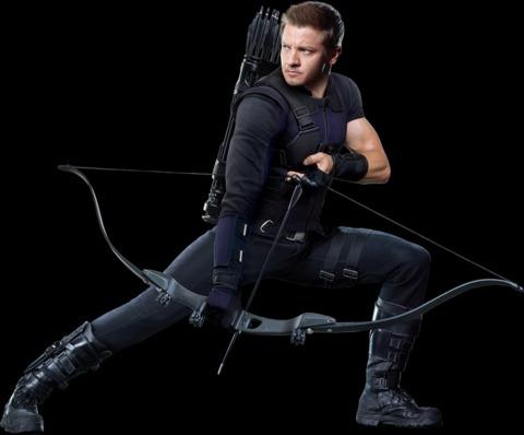 Hawkeye in Civil War