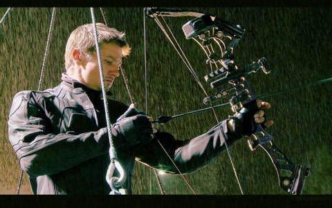 Hawkeye's first appearance