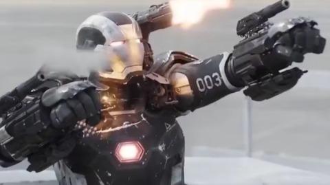 War Machine in Civil War