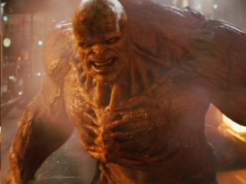 Abomination in the movie