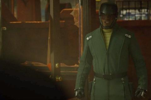 Diamondback's Hammer Industries suit