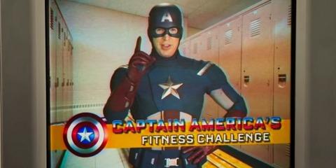 Cap's cameo