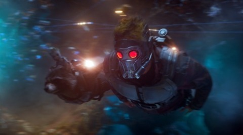 Star-Lord in the sequel