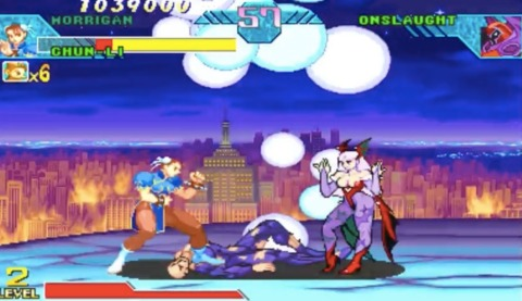 Marvel vs. Capcom