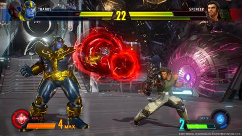 Thanos in MVC: Infinite