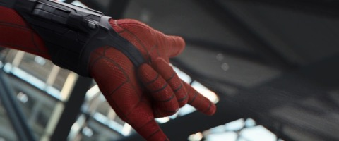 The web-shooters in the Civil War