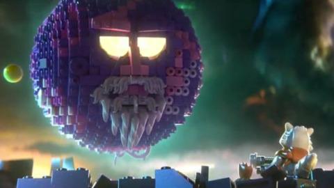 Ego in Lego Marvel Super Heroes 2
