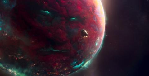 Ego's planetary form