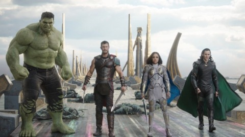 The Revengers in live-action