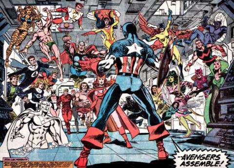 Cap unveils his plan for a revolving lineup