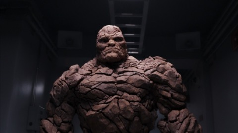 The Thing in the 2015 film