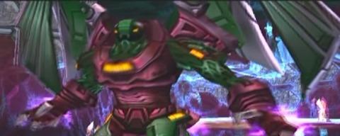 Annihilus in the movie game