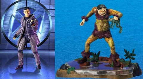 Figures from ToyBiz