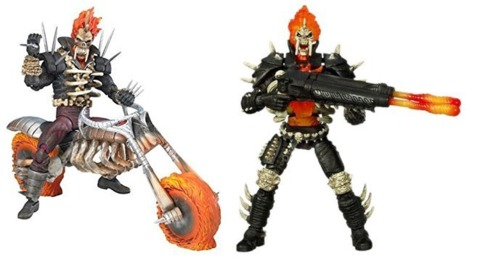 From Marvel Legends and the movie line
