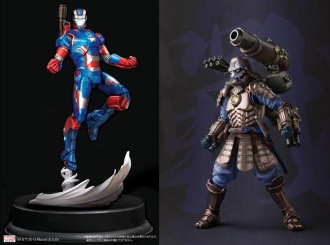 From Dragon Models and Tamashii Nations