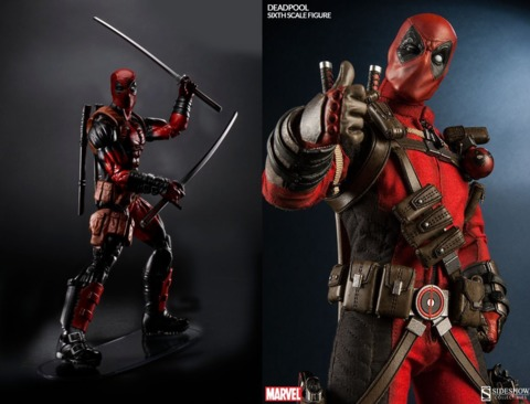 From Hasbro and Sideshow