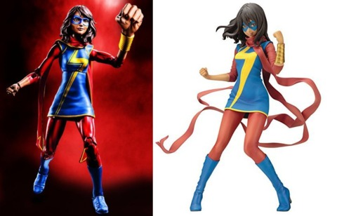 Marvel Legends and Bishoujo