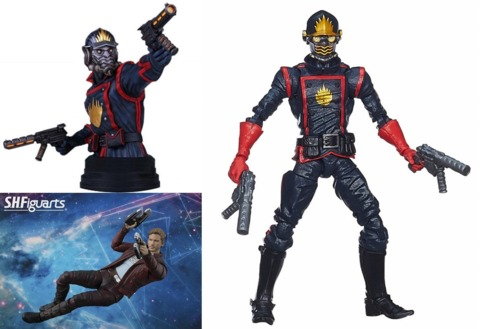 From Gentle Giant, Bandai and Hasbro