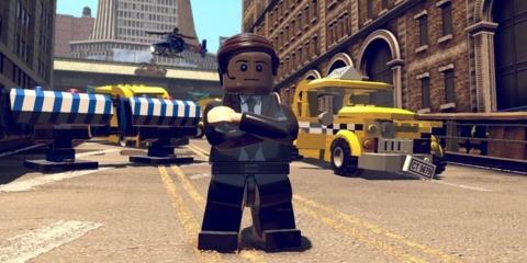Lego Coulson