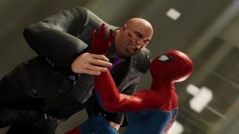 Kingpin in the PS4 game
