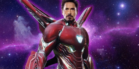 The Infinity War suit