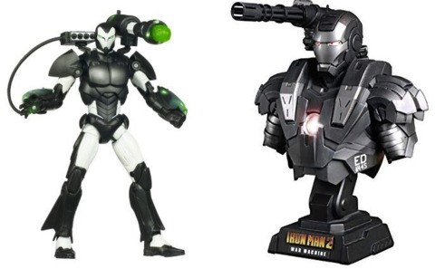 From Hasbro and Hot Toys