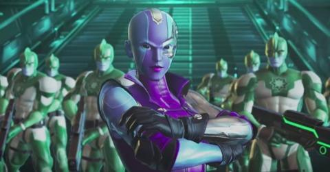 Nebula in Ultimate Alliance 3