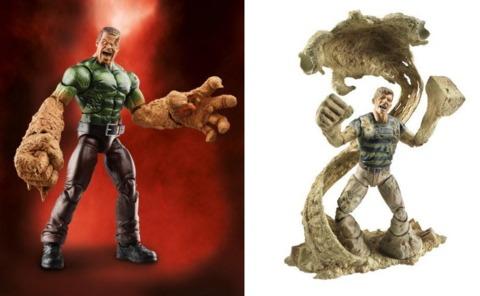 Marvel Legends and Unleashed 360