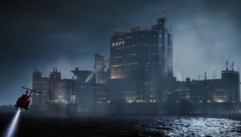 The Raft in Spider-Man (2018)