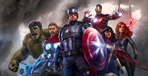 The Square Enix Avengers game