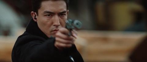 Daniel Henney as Agent Zero